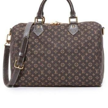 PEAPYD9 Louis Vuitton Idylle Speedy Bag (Previously Owned)