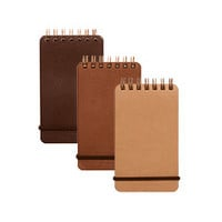 Leather Pocket Notebooks