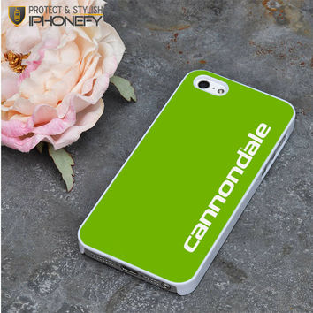 Cannondale Bike Team Bicycle Cycling Logo iPhone 5|5S Case|iPhonefy