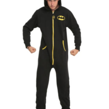 DC Comics Batman Logo Union Suit