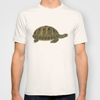 Tortoise T-shirt by Jacqueline Turton Designs
