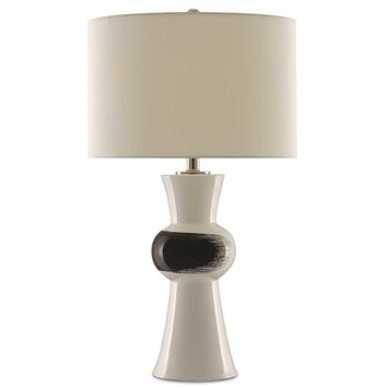 Currey and Company Pincelada Table Lamp | Table Lamps | Lamps | Lighting | Candelabra, Inc.
