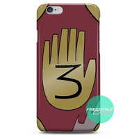 Gravity Falls Hand Book 3 iPhone Case 3, 4, 5, 6 Cover