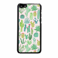 cactus pattern case for iphone 5c