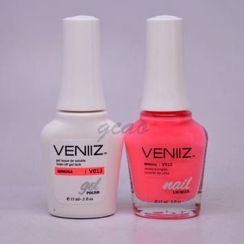 Veniiz Match UV Gel Polish V013 Mimosa Cream