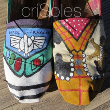 Toy Story inspired TOMS