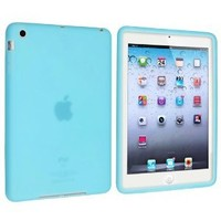 Insten Silicone Case for Apple iPad mini, Sky Blue (PAPPIPDMSC12)