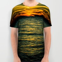 Serenity All Over Print Shirt by Faded  Photos