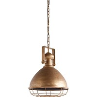 Gaffert Pendant Lights ~ Gold