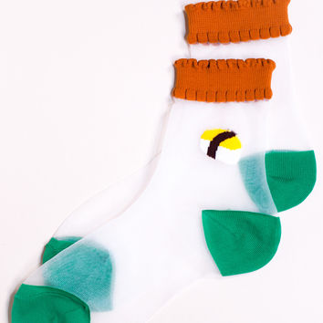 Foodie Socks - Sushi