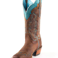 Ariat Women's Caballera Boot - Weathered Brown