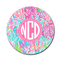 Designer Let's Cha Cha Mouse Pad