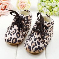 New baby girl shoes prewalkers