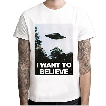 """I Want To Believe"" Tee Shirt"