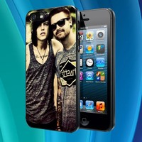 sleeping with sirens for iphone case,iphone 4/4s,iphone 5