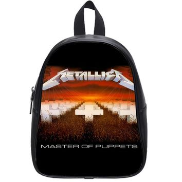 Metallica_Master_Of_Puppets School Backpack Large