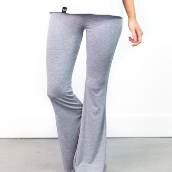 Tabitha Stretch Bell Bottom Pants