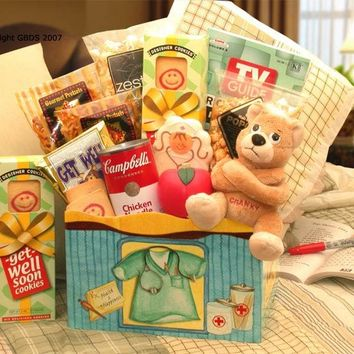 Health and Happiness Get Well Gift