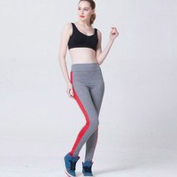PEAP78W womens sports clothing High Waist Yoga Running Gym suits fitness woman legging yoga Athletic Trouser #E0