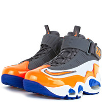 Shoes - Nike Air Max Griffey 1 - White / Crimson / Hyper Blue - DTLR - Down Town Locker Room. Your Fashion, Your Lifestyle!