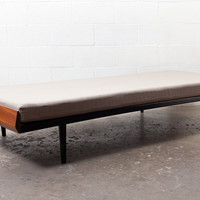 Friso Kramer Style Daybed with Mattress: Amsterdam Modern