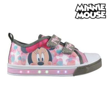 Casual Shoes with LEDs Minnie Mouse 2024 (size 27)