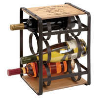 You should see this 6 Bottle Wine Rack in Black on Daily Sales!