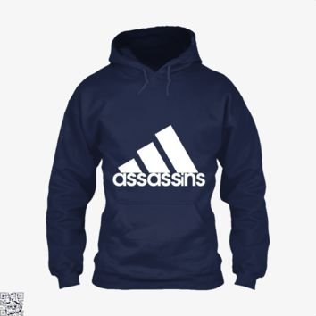 Assassins, The Simpsons Hoodie