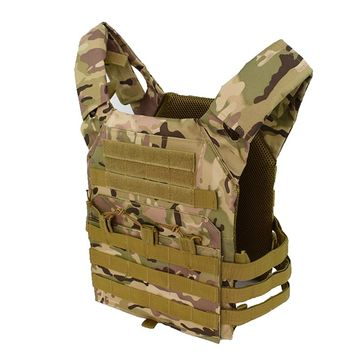 Hot Sale Men Airsoft Sport Paintball Plate Carrier Tactical Vest Military Army Combat Training Vest Hunting Shooting Vest