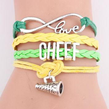 Shiny Gift Stylish Great Deal Hot Sale New Arrival Awesome Alphabet Accessory Bracelet [22676045844]