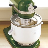 KitchenAid Stand Mixer Ice Cream Maker Attachment | Williams-Sonoma