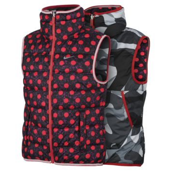 Nike Alliance Graphic Reversible Girls' Vest