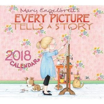 Engelbreit Every Picture Wall Calendar, Mary Engelbreit by Andrews McMeel