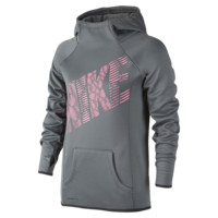 Nike Epic Flash Fleece Pullover Girls' Training Hoodie