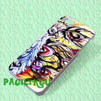 peacock painting vintage iphone 4 4s 5 5s 5c case, galaxy s3 s4 s5 case, ipod 4 touch, htc one x m7 hard case cover