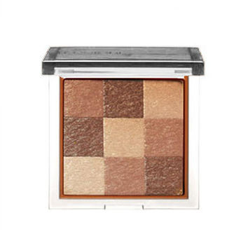 Clinique Shimmering Tones Powder 01 Pink Chocolate | Glambot.com