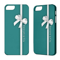iPhone Case Tiffany Blue iPhone 5 Case Tiffany and Co iPhone 4 4S 3G 3GS Case Tiffany iPod Touch 5 4G Case Cute Cell Phone Case Cover Cool