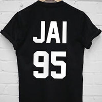 Jai 95 Tshirt Janoskians Luke Brooks Got Cake Tour 2014 Dirty Pig T Shirt J1189