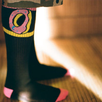 DONUT BLACK SOCKS – Odd Future