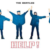 The Beatles Help Album Cover Poster 11x17