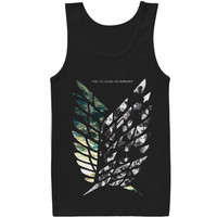 attack of titan for tank top