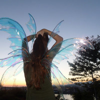 Twilight Pixie fairy iridescent wings