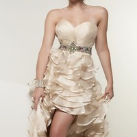 Jasz Couture 4817 Dress