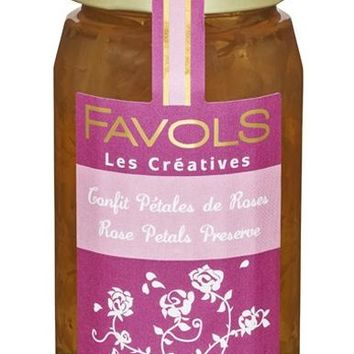 Favols Les Creatives Rose Petal Jam