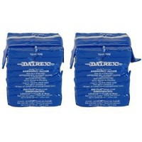 Datrex 3600 Calorie Emergency Food Bar for Survival Kits, Disaster Preparedness, Survival Gear, Survival Supplies, Schools Supplies, Disaster Kit (25.4 oz. - Pack of 2)