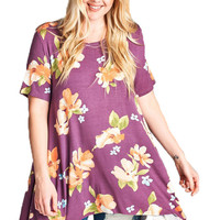 The Ashleigh Floral Top