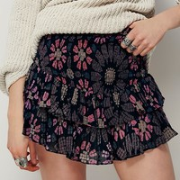 Free People FP One Pepita Skort