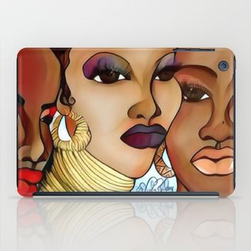WOMEN OF COLOR iPad Case by violajohnsonriley