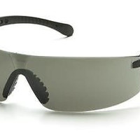 Pyramex Provoq Gray Lens Safety Glasses S7220ST Anti-Fog Eyewear ANSI Z87.1 UV