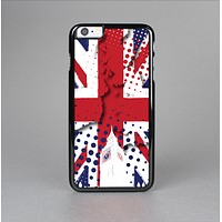 The Grunge Vector London England Flag Skin-Sert for the Apple iPhone 6 Skin-Sert Case